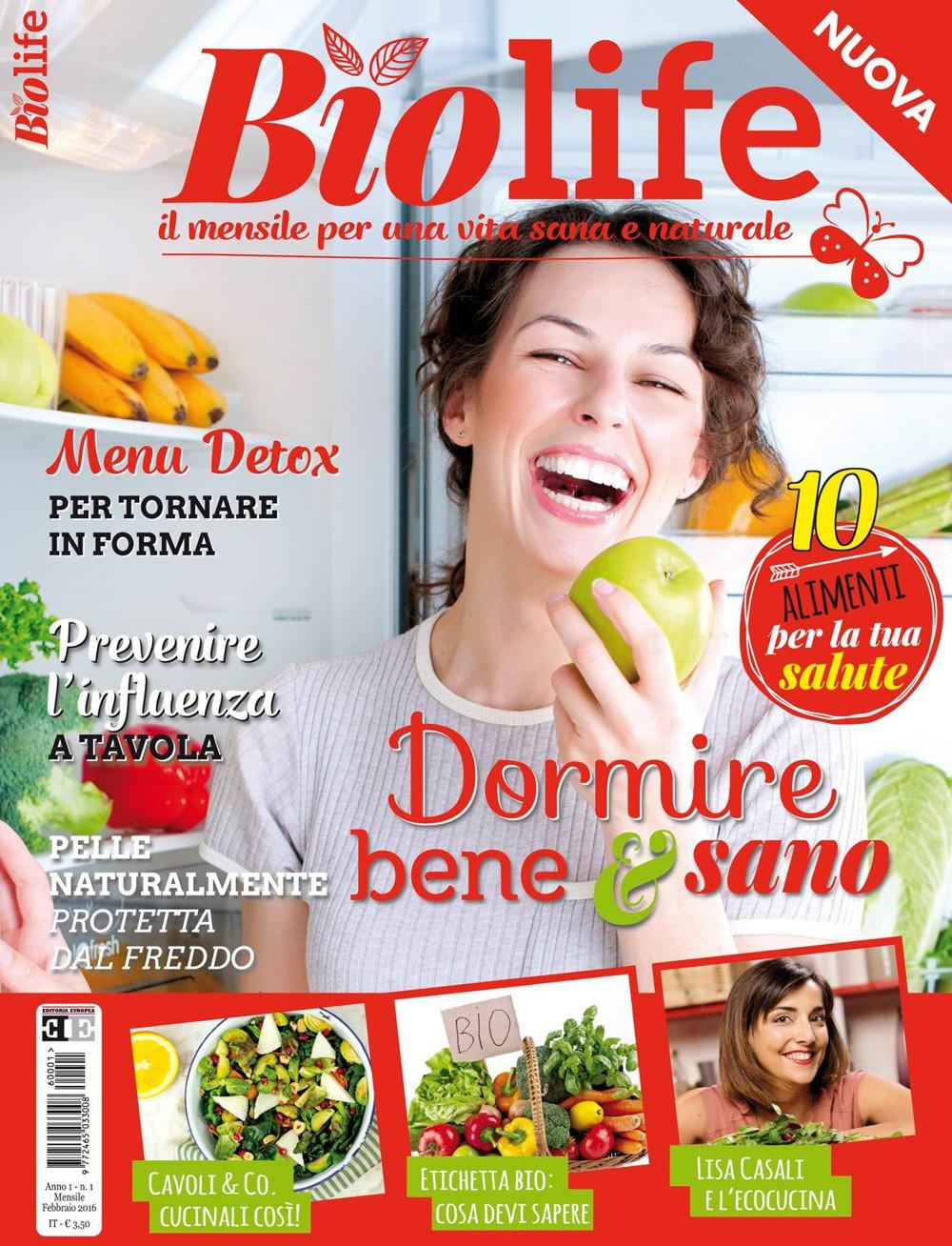BioLife copertina